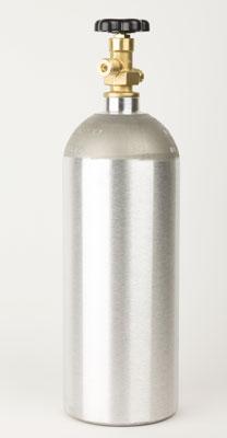 CO2 tank empty: 5 pound tank (1)