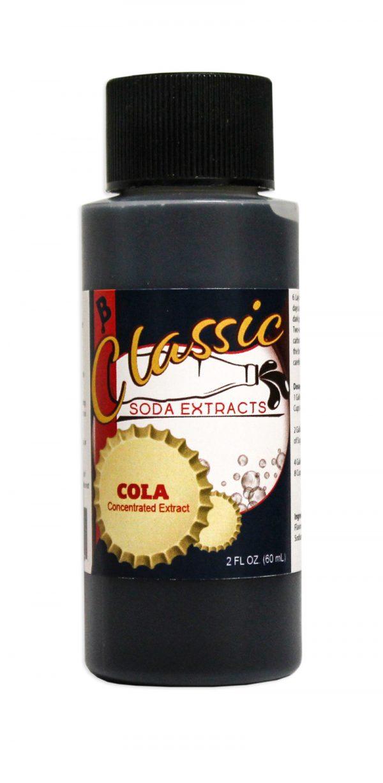 Soda Extract, Cola, 2 ounces-0