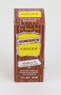 Ginger: Soda Extract (1)
