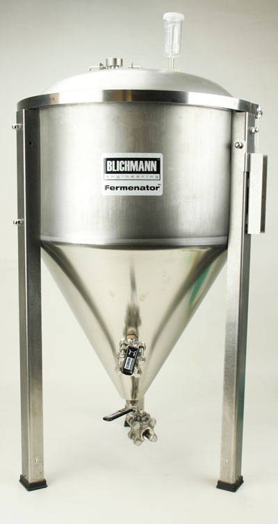 14 gal Conical:Fermenter (1)