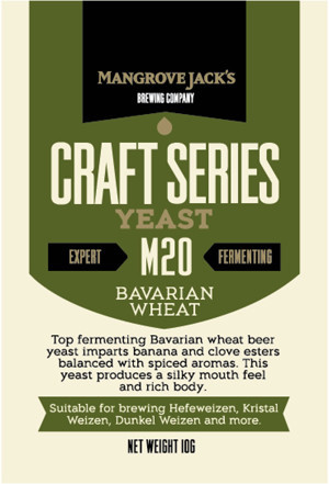 Mangrove Jack M20:Bavarian Wheat (1)