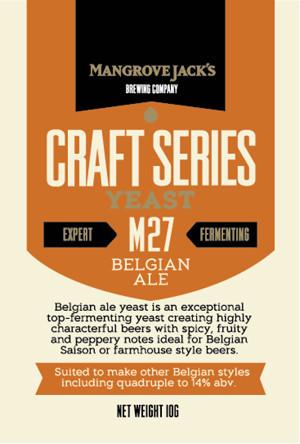Mangrove Jack M27:Belgian Ale (1)