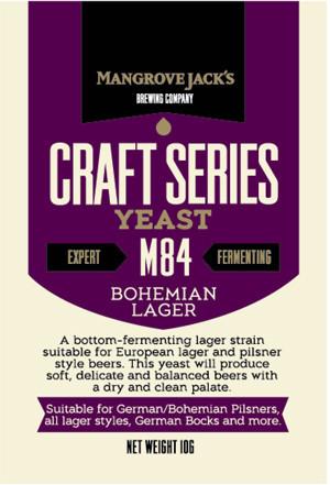 Mangrove Jack M84:Bohemian Lager (1)