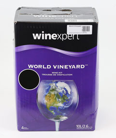 World Vineyard:Aus. Cab Sau w/Skins (1)