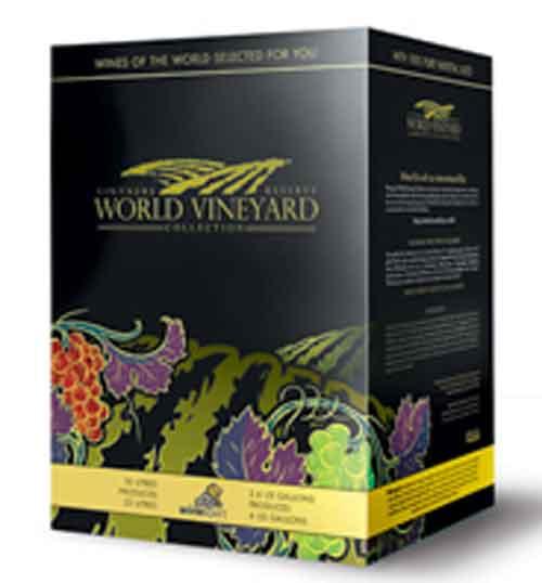 World Vineyard:Wash. Merlot w/Skins (1)