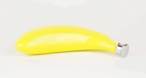 Ripe Banana:6oz Flask (1)