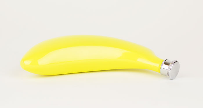 Ripe Banana:6oz Flask (1)