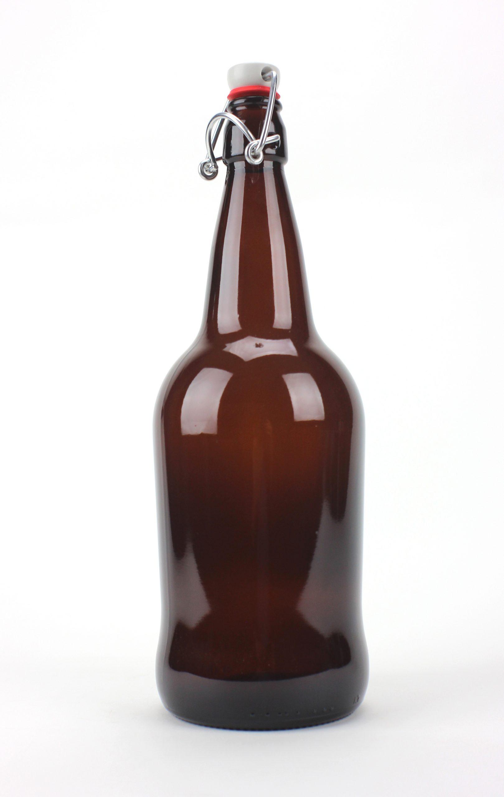 750ml EZ Amber: Bottle 12/case (1)