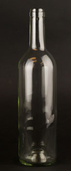 750 ml Clear (Flint): Bord. Punt 12/case (1)