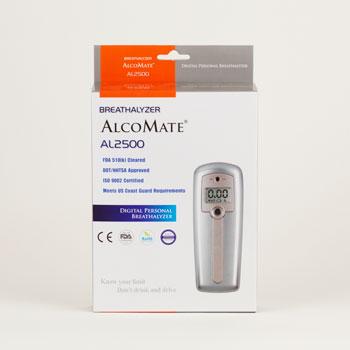 AlcoScan2500:Breathalyzer (1)