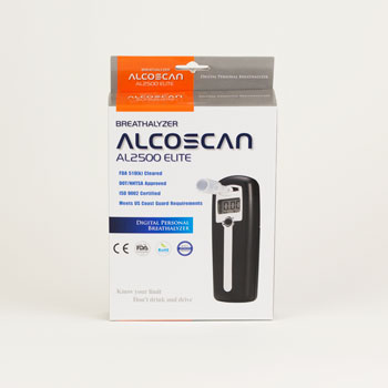 AlcoScan2500:Elite Breathalyzer (1)