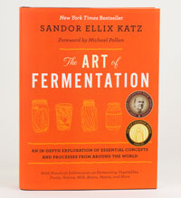 Art of Fermentation: Katz (1)