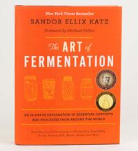 Art of Fermentation: Katz (1)