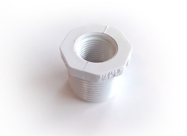PVC 3/4: to 3/8 Bushing (1)