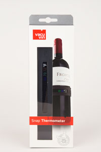 Vacu Vin Snap:Wine Thermometer (1)