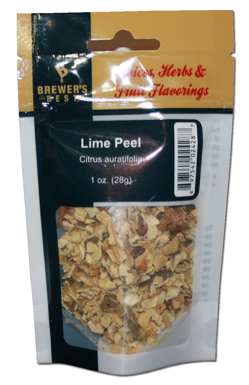 Lime Peel 1oz (1)