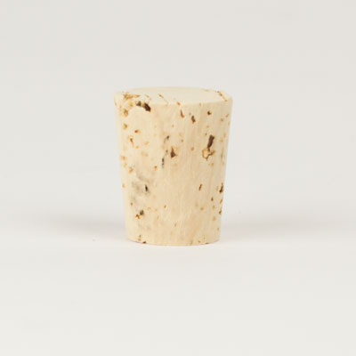 No 9 Tapered Cork: each (1)