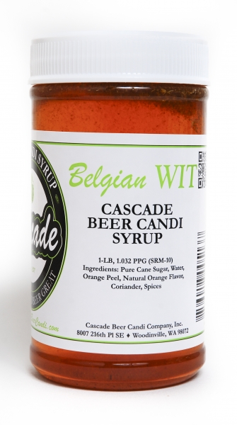 Belgian Wit Beer Candi Syrup-0