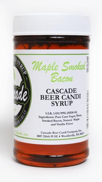 Maple Smoked Bacon Beer Candi Syrup-0