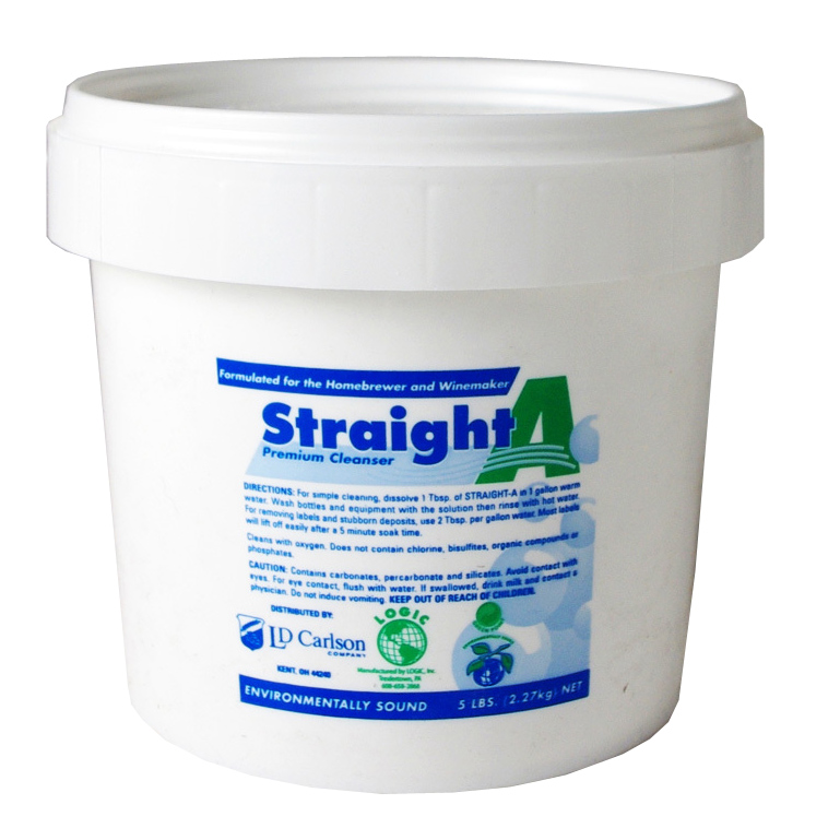 Straight A:Cleaner 5# (1)