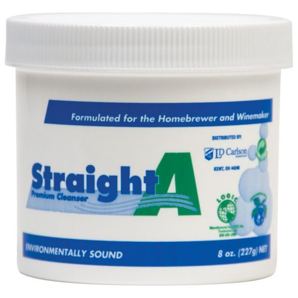 Straight A:Cleaner 8oz (1)