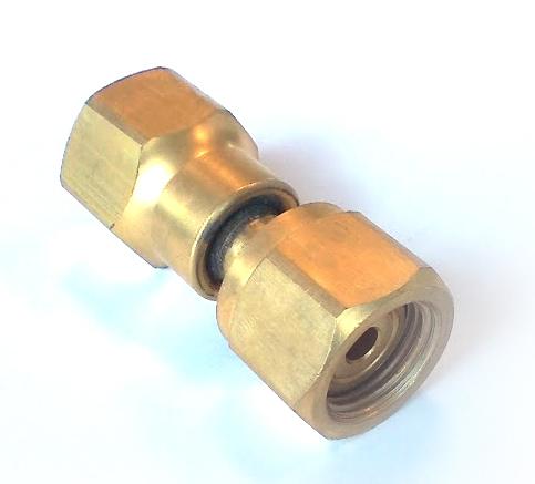 N2 Regulator into:CO2 adapter (1)