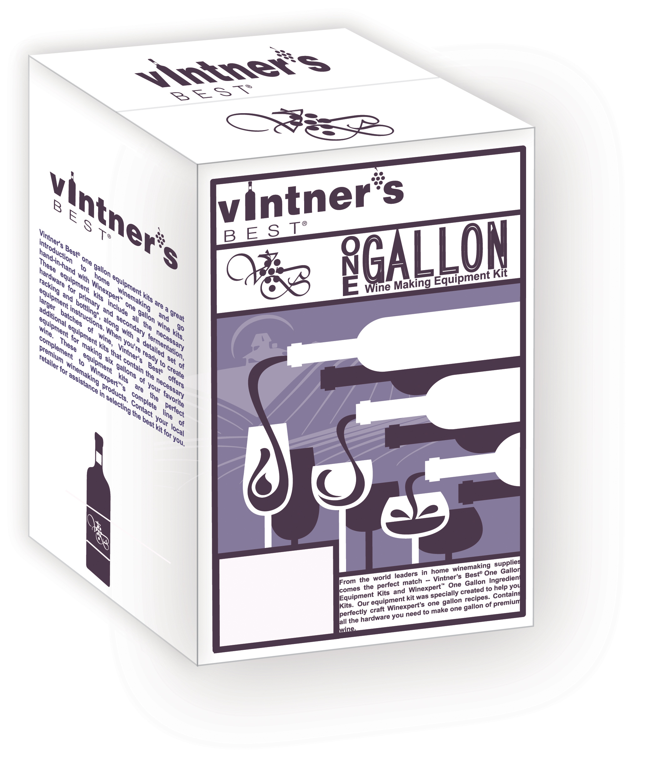 Vintners Best One:Gallon Equipment Kit (1)
