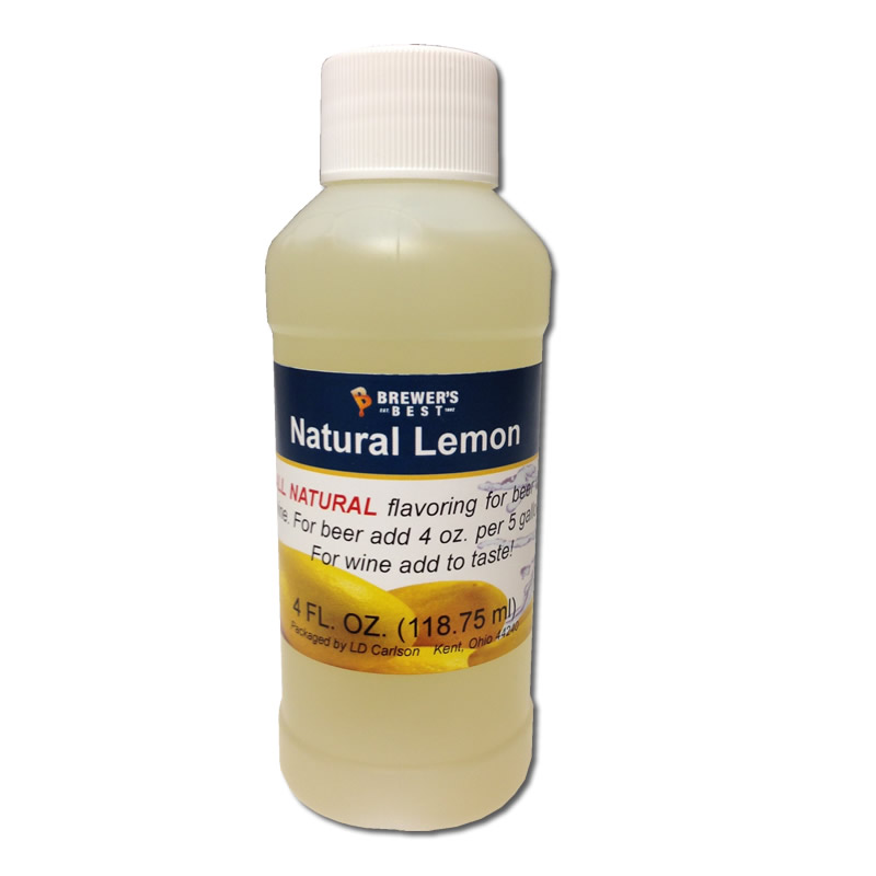 Lemon Natural: Fruit Flavoring (1)