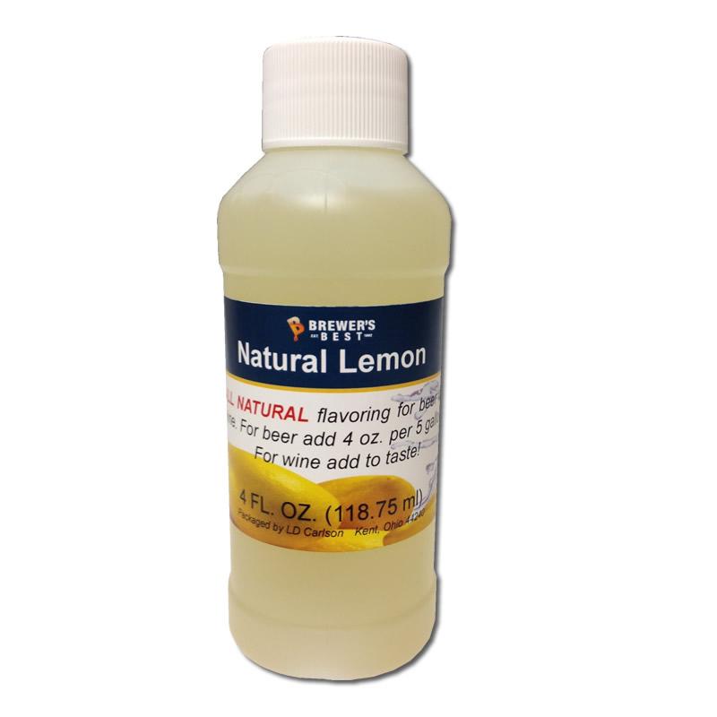 Lemon Natural: Fruit Flavoring (1)
