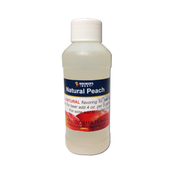 Peach Natrual:Fruit Flavoring (1)