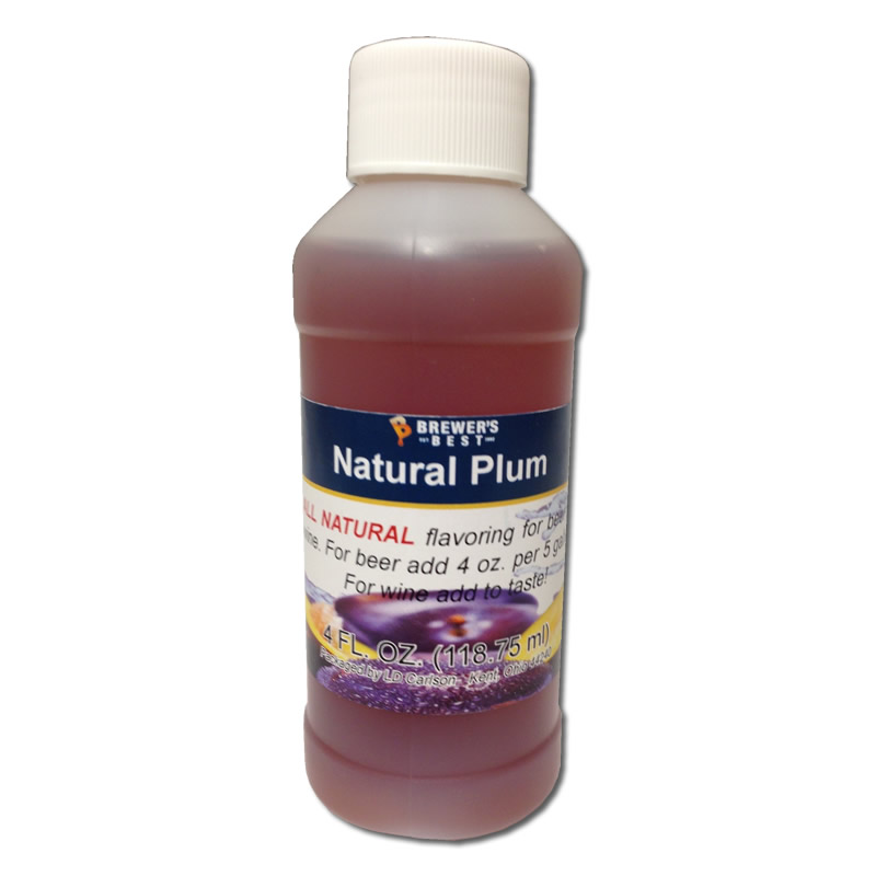 Plum Natural:Flavoring (1)