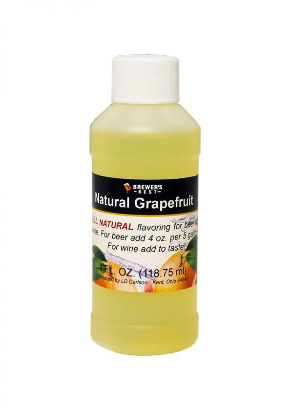Grapefruit:Natural Flavoring (1)