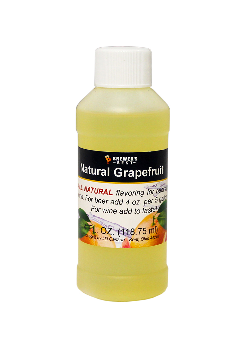 Grapefruit:Natural Flavoring (1)