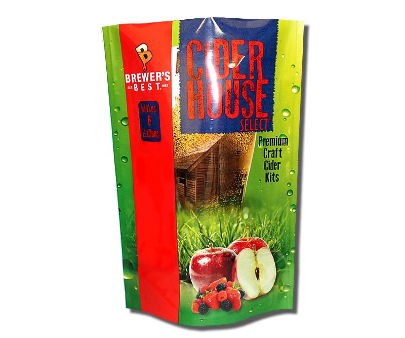 Cider House Select:Mango Peach Cider (1)
