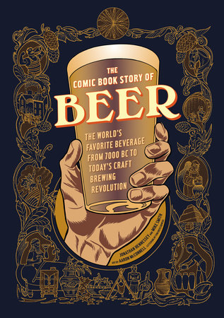The Comic Book:Story of Beer (1)