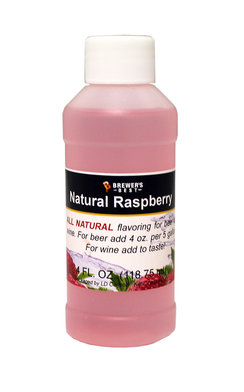 Raspberry Natural:Fruit Flavoring (1)