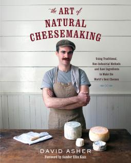 Art of Natural:Cheesemaking Asher (1)