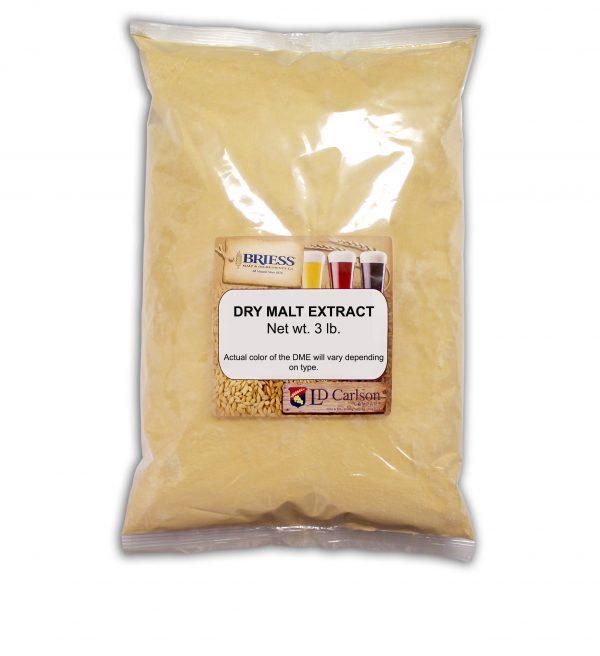 Briess DME:Pale Ale 3lb (1)