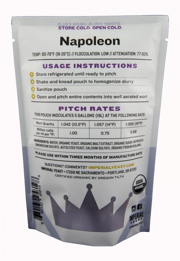 Imperial Beer Yeast, B64 Napoleon-126181