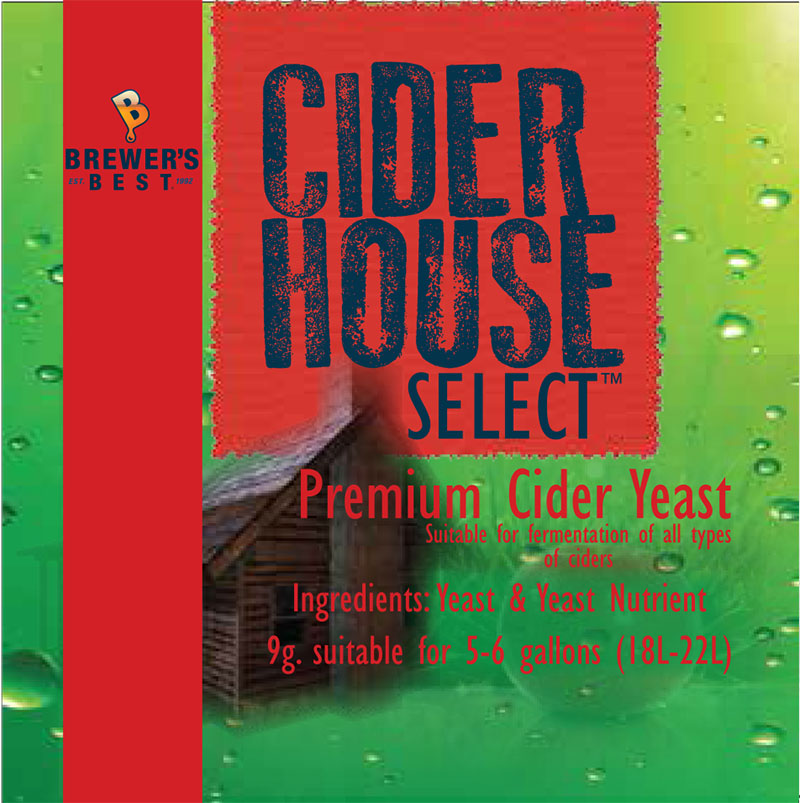 Cider House Select:Yeast with Nutrient (1)