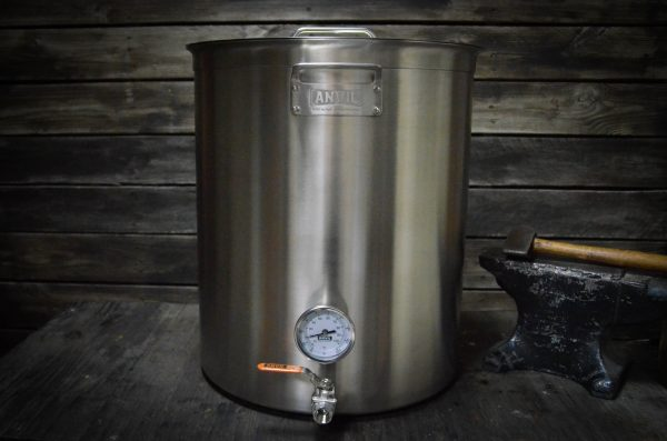 Anvil 20 Gal:Brew Kettle (1)