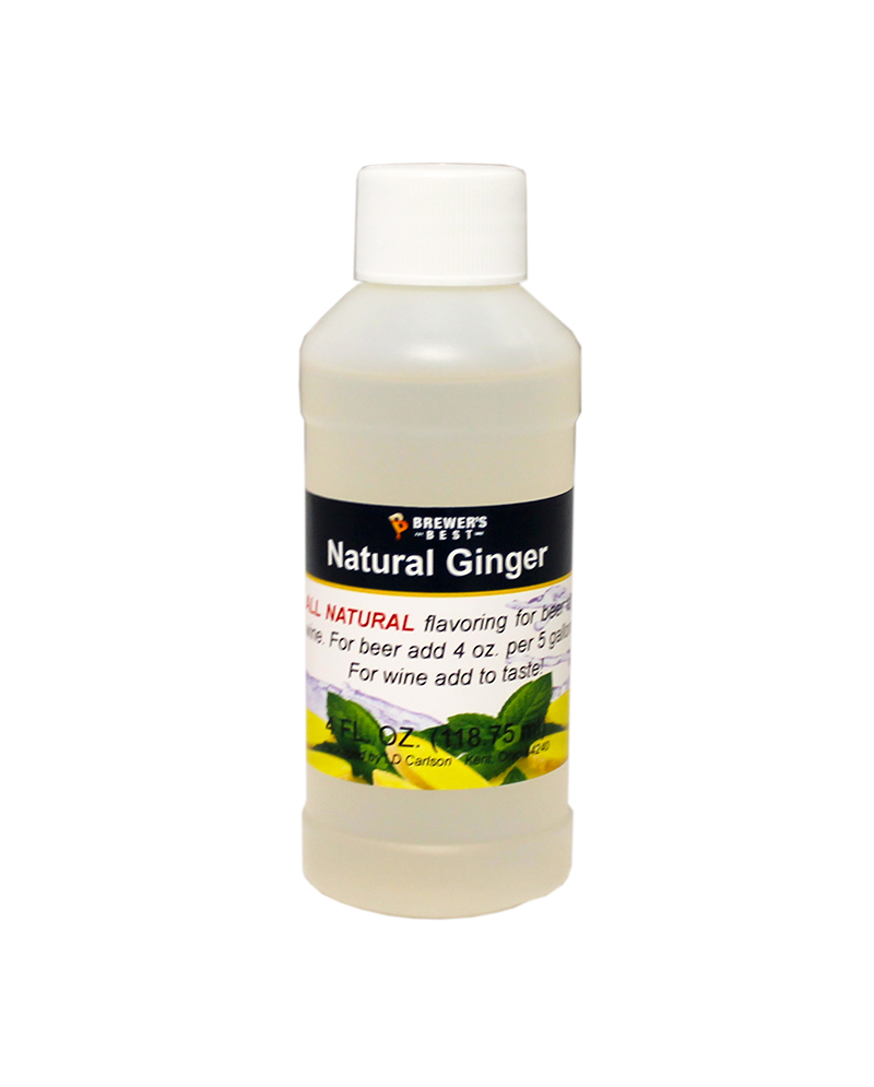 Ginger Natural:Flavoring (1)