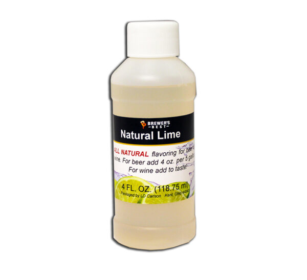 Lime Natural:Flavoring (1)