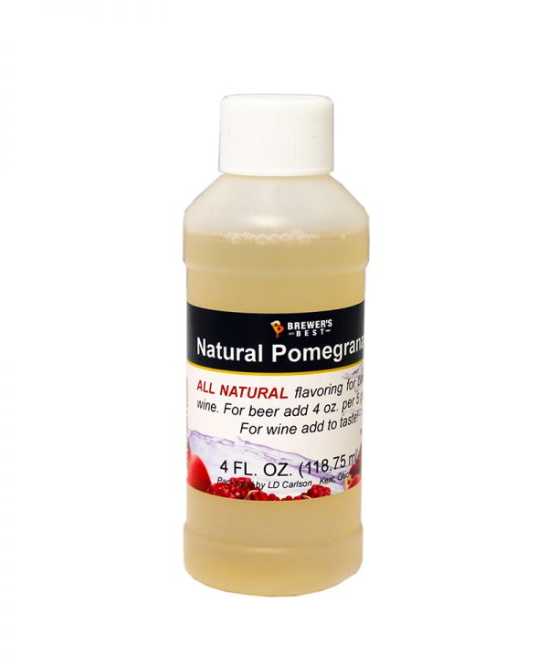 Pomegranate Natural:Fruit Flavoring (1)