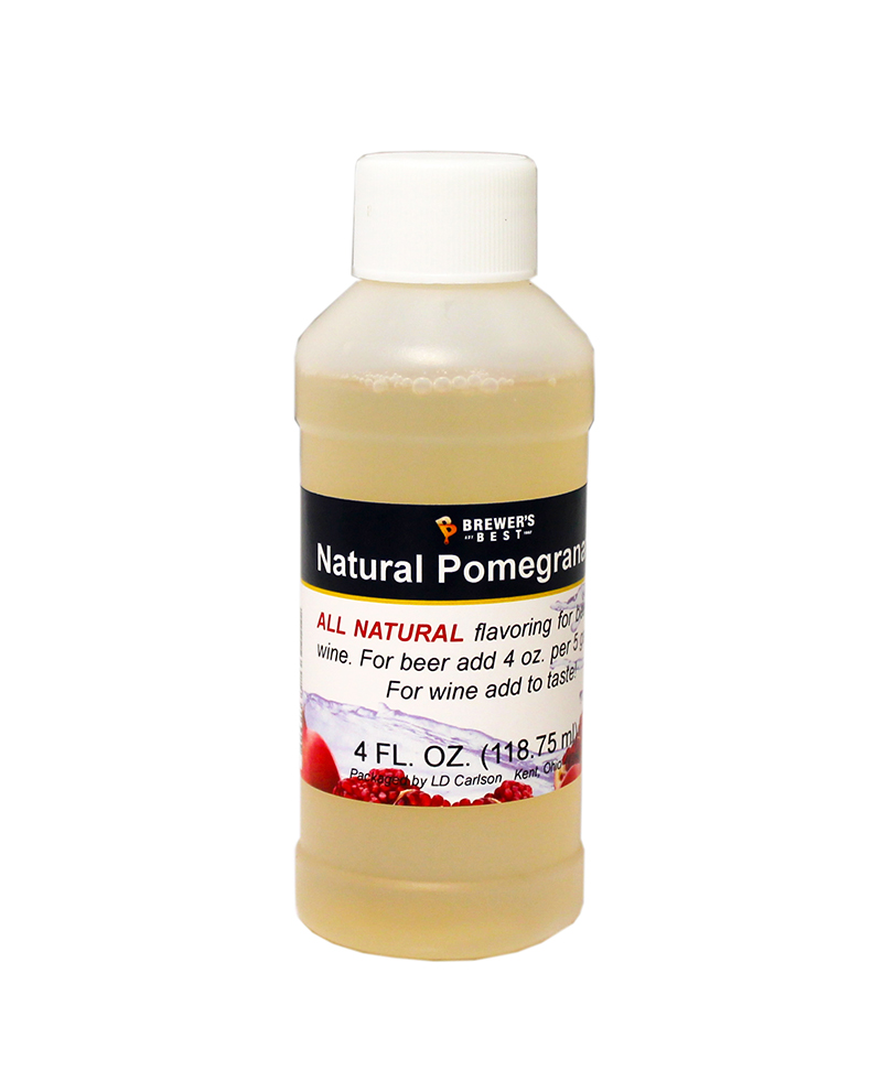 Pomegranate Natural:Fruit Flavoring (1)