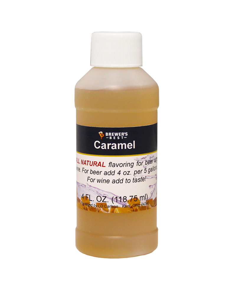 Caramel Natural:Fruit Flavoring (1)