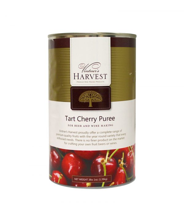 Tart Cherry:Fruit Puree 49oz (1)