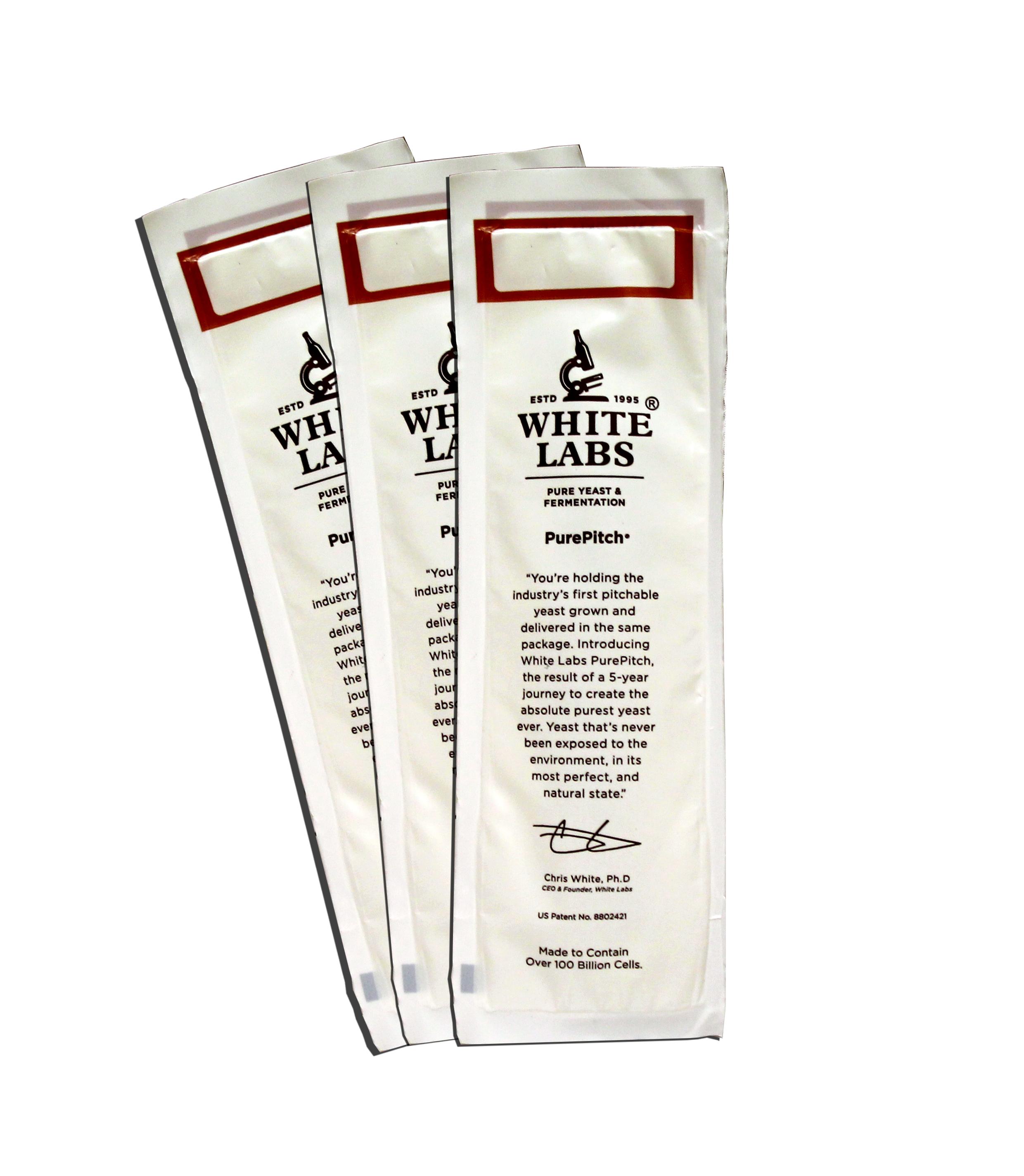 White Labs Brett:Brux Trois Vrai (1)