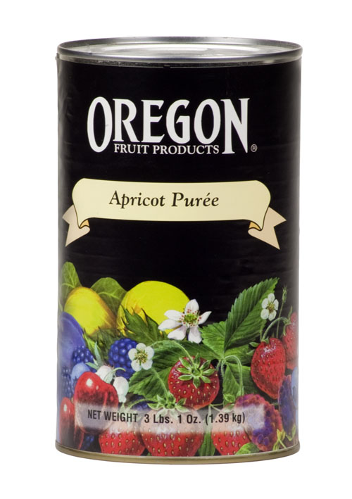 Apricot Fruit:Puree 49oz (1)