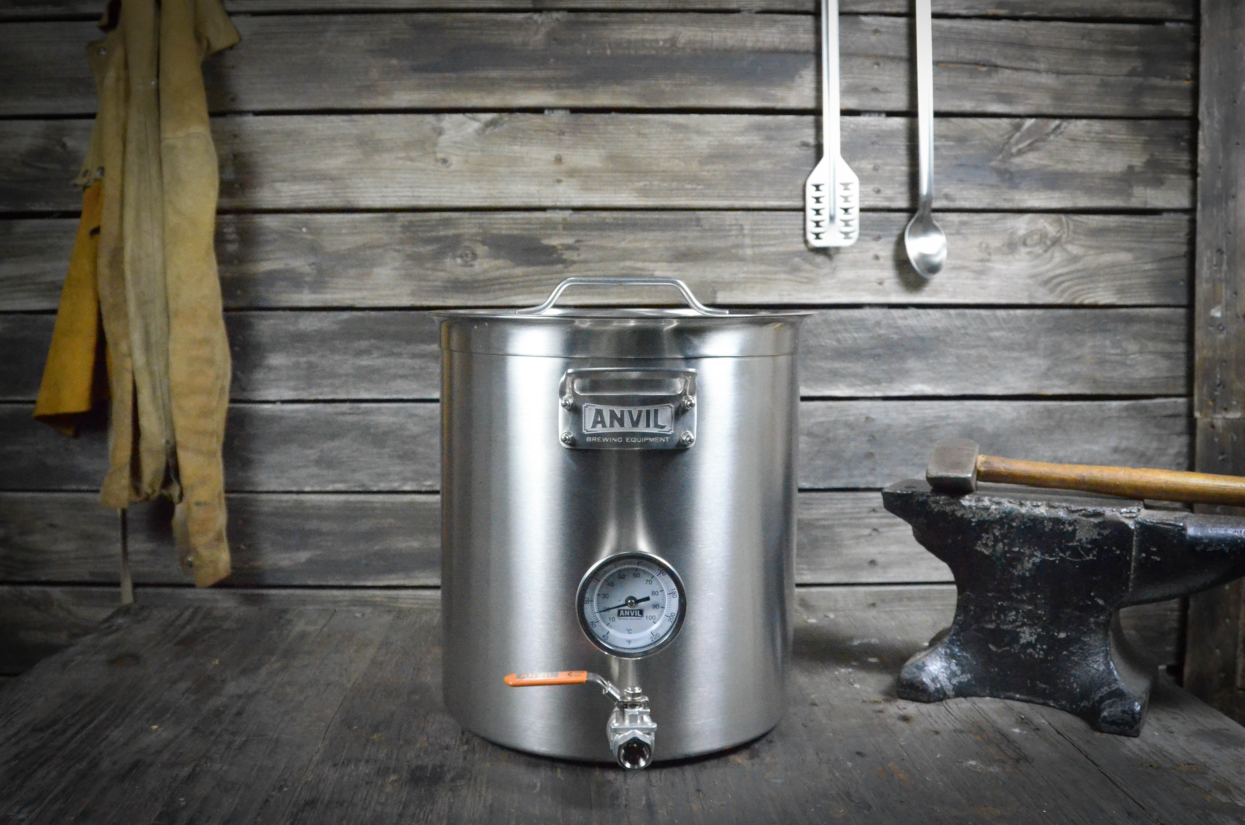 Anvil 7.5 Gal:Brew Kettle (1)